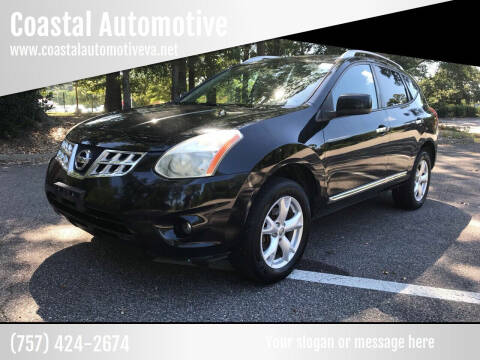 2011 Nissan Rogue for sale at Coastal Automotive in Virginia Beach VA