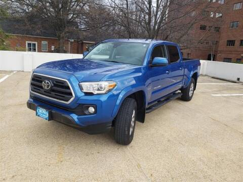2018 Toyota Tacoma for sale at Crown Auto Group in Falls Church VA