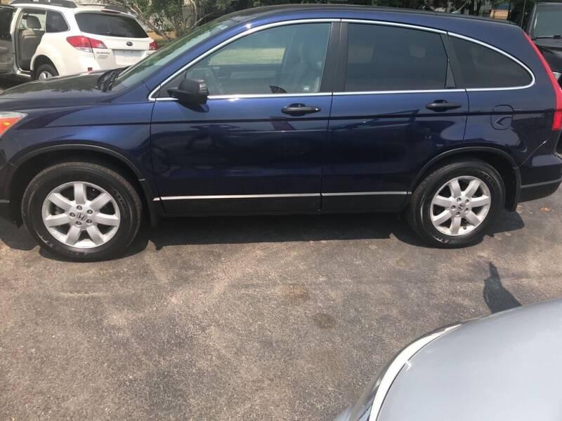 2011 Honda CR-V for sale at FCA Sales in Motley MN