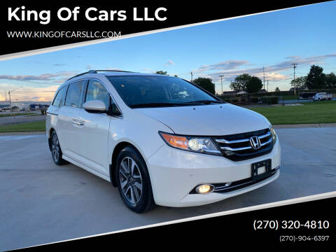 2014 Honda Odyssey for sale at King of Cars LLC in Bowling Green KY