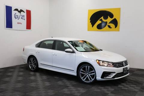 2017 Volkswagen Passat for sale at Carousel Auto Group in Iowa City IA