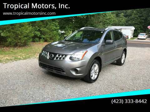 2015 Nissan Rogue Select for sale at Tropical Motors, Inc. in Riceville TN