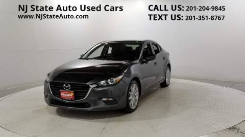 2017 Mazda MAZDA3 for sale at NJ State Auto Auction in Jersey City NJ