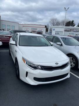 2017 Kia Optima Hybrid for sale at Jeff D'Ambrosio Auto Group in Downingtown PA
