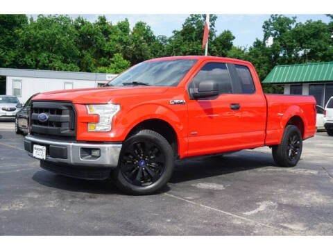 2016 Ford F-150 for sale at Maroney Auto Sales in Humble TX