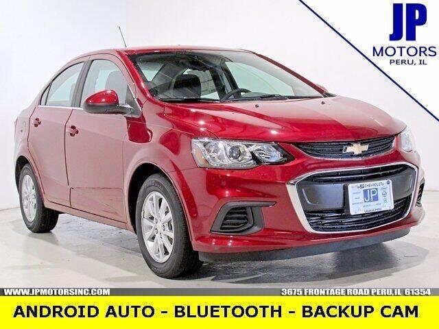 2020 Chevrolet Sonic for sale in Peru, IL