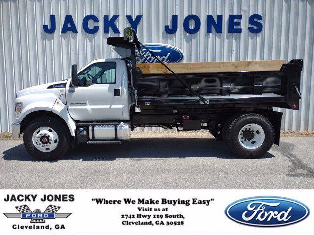 2017 Ford F-750 Super Duty for sale in Cleveland, GA
