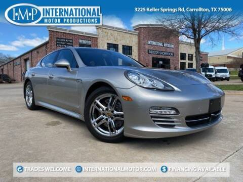 2012 Porsche Panamera for sale at International Motor Productions in Carrollton TX
