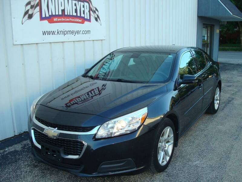 2014 Chevrolet Malibu for sale at Team Knipmeyer in Beardstown IL
