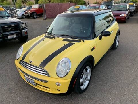 2005 MINI Cooper for sale at C. H. Auto Sales in Citrus Heights CA