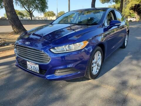 2014 Ford Fusion for sale at Matador Motors in Sacramento CA