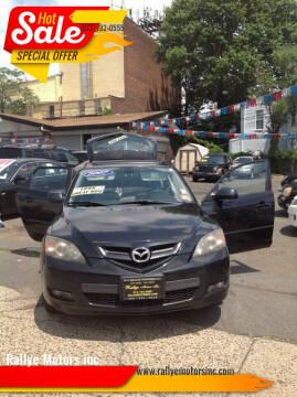 2007 Mazda MAZDA3 for sale at Rallye  Motors inc. in Newark NJ