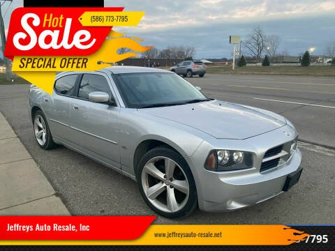 2010 Dodge Charger for sale at Jeffreys Auto Resale, Inc in Clinton Township MI