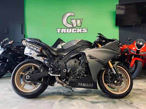 2014 Yamaha YZF R1 for sale at GW Trucks in Jacksonville FL
