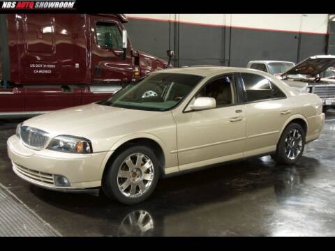 2004 Lincoln LS for sale at NBS Auto Showroom in Milpitas CA