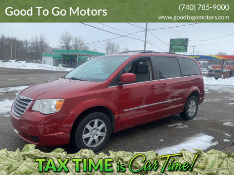 2010 Chrysler Town and Country for sale at Good To Go Motors in Lancaster OH