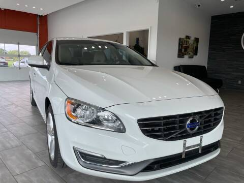 2015 Volvo S60 for sale at Evolution Autos in Whiteland IN