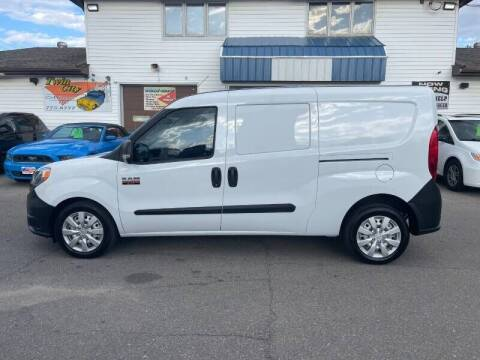 2017 RAM ProMaster City Cargo for sale at Twin City Motors in Grand Forks ND