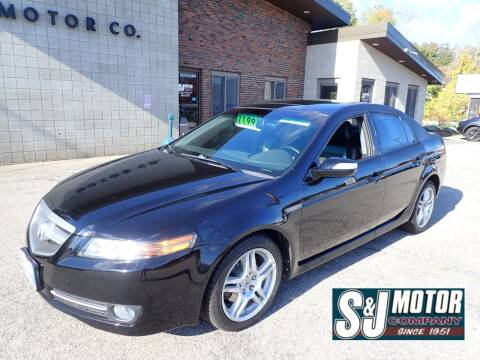 2007 Acura TL for sale at S & J Motor Co Inc. in Merrimack NH
