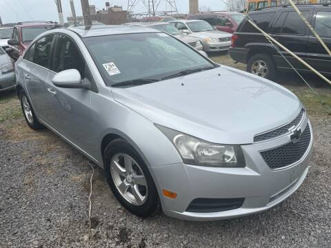 2011 Chevrolet Cruze for sale at Trocci's Auto Sales in West Pittsburg PA