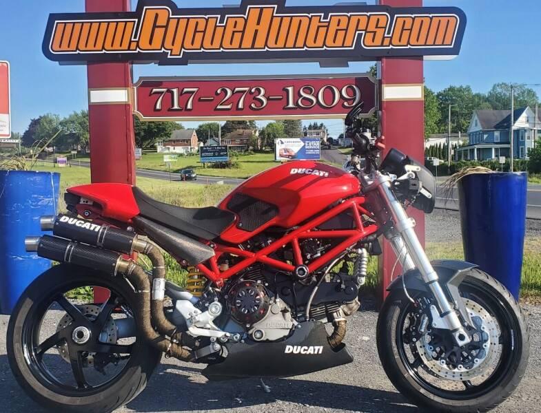 2007 Ducati Monster S2R for sale at Haldeman Auto in Lebanon PA
