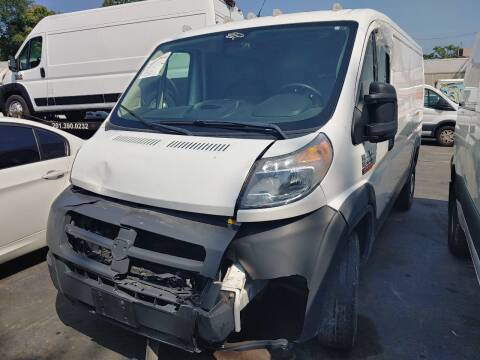 2018 RAM ProMaster Cargo for sale at Auto Direct Inc in Saddle Brook NJ