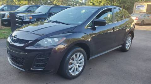 2011 Mazda CX-7 for sale at GA Auto IMPORTS  LLC in Buford GA