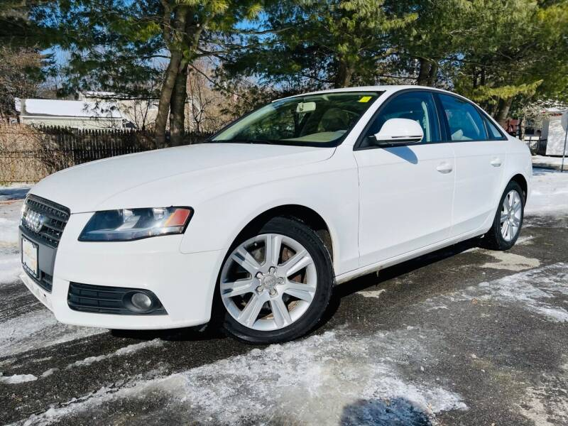 2009 Audi A4 for sale at Y&H Auto Planet in West Sand Lake NY