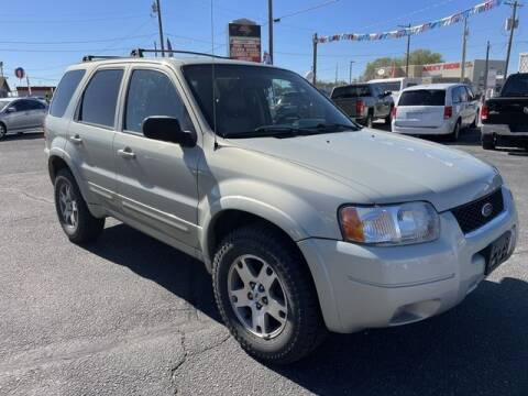 2003 Ford Escape for sale at All American Auto Sales LLC in Nampa ID