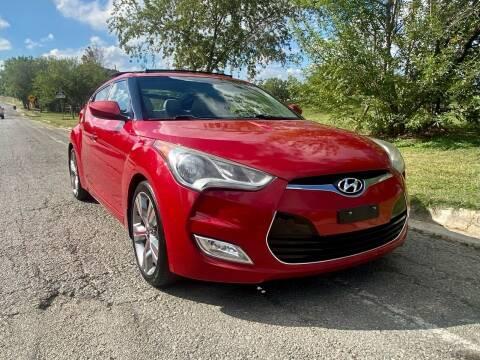 2013 Hyundai Veloster for sale at Texas Auto Trade Center in San Antonio TX