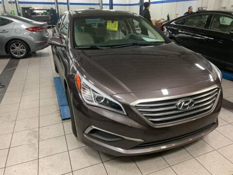 2016 Hyundai Sonata for sale at CU Carfinders in Norcross GA