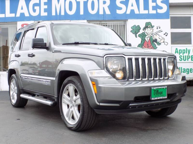 2012 Jeep Liberty for sale at Village Motor Sales in Buffalo NY
