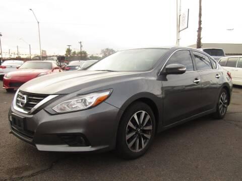 2017 Nissan Altima for sale at Van Buren Motors in Phoenix AZ
