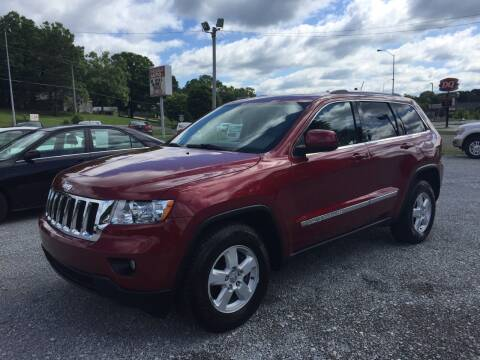 2012 Jeep Grand Cherokee for sale at Wholesale Auto Inc in Athens TN