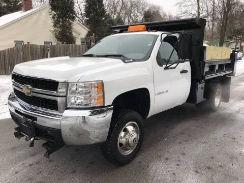 2009 Chevrolet Silverado 3500HD CC for sale at ALL Motor Cars LTD in Tillson NY