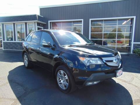 2008 Acura MDX for sale at Akron Auto Sales in Akron OH