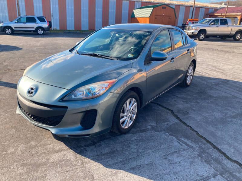 2012 Mazda MAZDA3 for sale at Country Auto Sales Inc. in Bristol VA