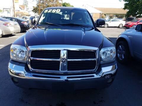 2005 Dodge Dakota for sale at Roy's Auto Sales in Harrisburg PA