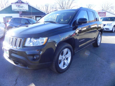 2011 Jeep Compass for sale at Car Now in Mount Zion IL