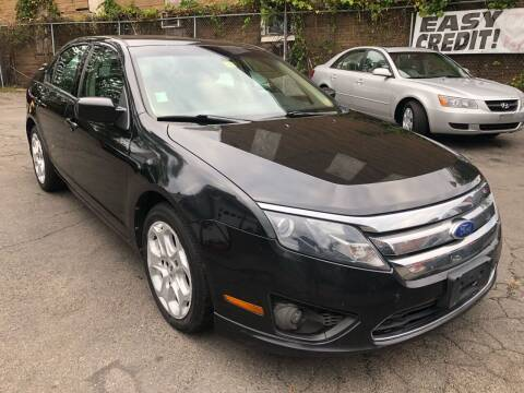 2011 Ford Fusion for sale at James Motor Cars in Hartford CT