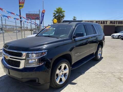 2016 Chevrolet Tahoe for sale at New Start Motors in Bakersfield CA