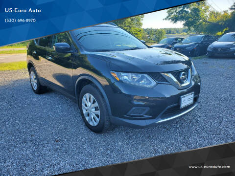 2016 Nissan Rogue for sale at US-Euro Auto in Burton OH
