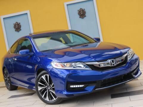 2017 Honda Accord for sale at Paradise Motor Sports LLC in Lexington KY