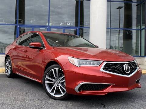 2020 Acura TLX for sale at Capital Cadillac of Atlanta in Smyrna GA