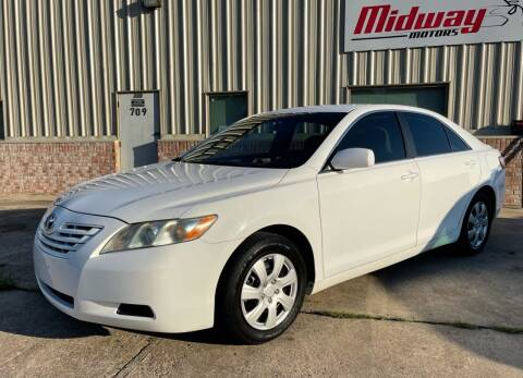 2007 Toyota Camry for sale at Midway Motors in Conway AR
