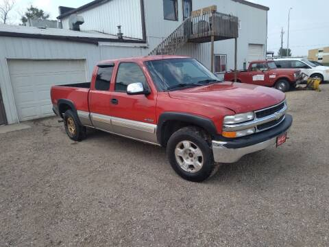 2001 Chevrolet Silverado 1500 for sale at Ron Lowman Motors Minot in Minot ND