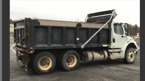 2012 Freightliner M2 106 for sale at GLOBAL MOTOR GROUP in Newark NJ