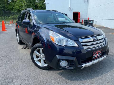 2013 Subaru Outback for sale at JerseyMotorsInc.com in Teterboro NJ