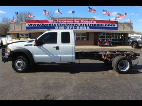2012 Ford F-550 Super Duty for sale at Kents Custom Cars and Trucks in Collinsville OK