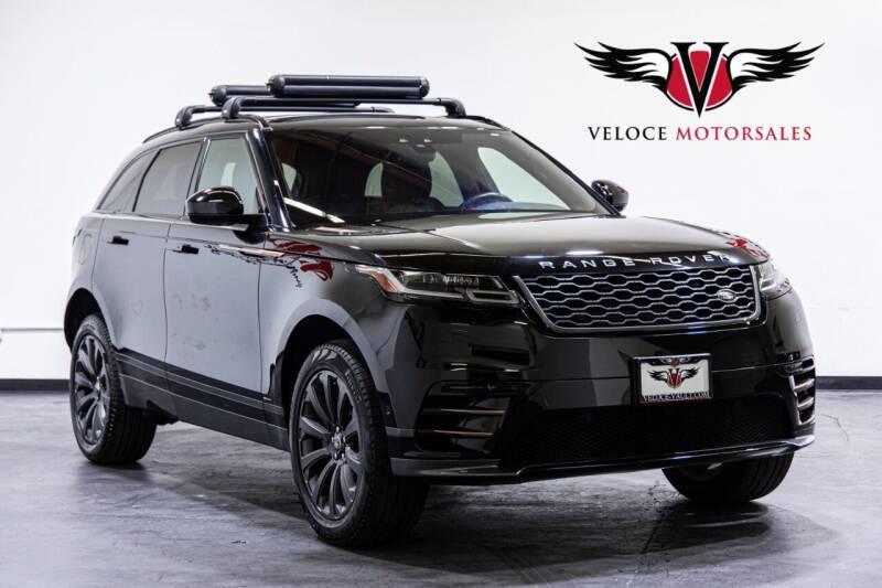 2018 Land Rover Range Rover Velar for sale at Veloce Motorsales in San Diego CA